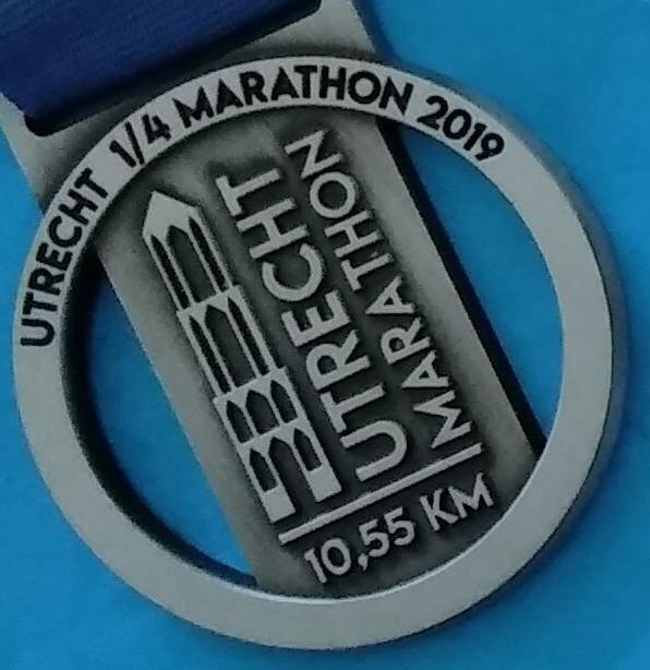 Medialle Utrecht Marathon 2019